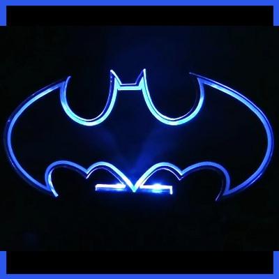 Logan's batman room