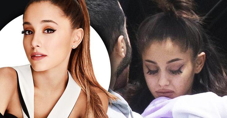 Hasta el momento no se habían tenido noticias de la cantante Ariana Grande después del atentado que vivió en Manchester. Hoy regresó a casa totalmente devastada
