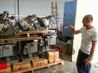 UTAMA TEKNIK MESINDO, PT: Ready Stock New Machines For Sale: Vertical Turret...