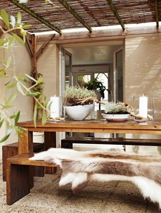15 best rustic patio design and furniture ideas images on pinterest
