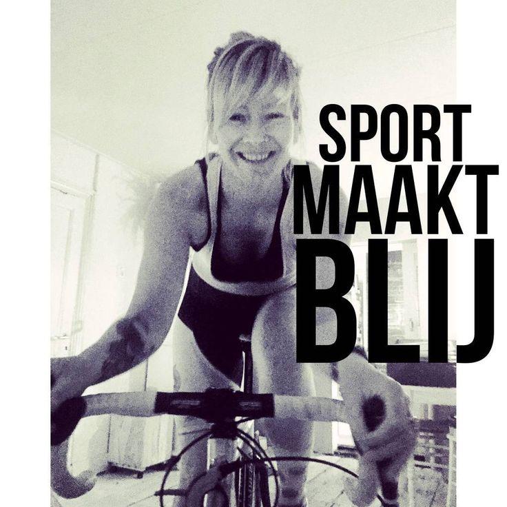Sporten voor een beter leven