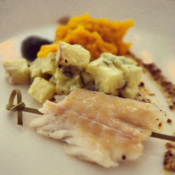 Poached Pike Recipe