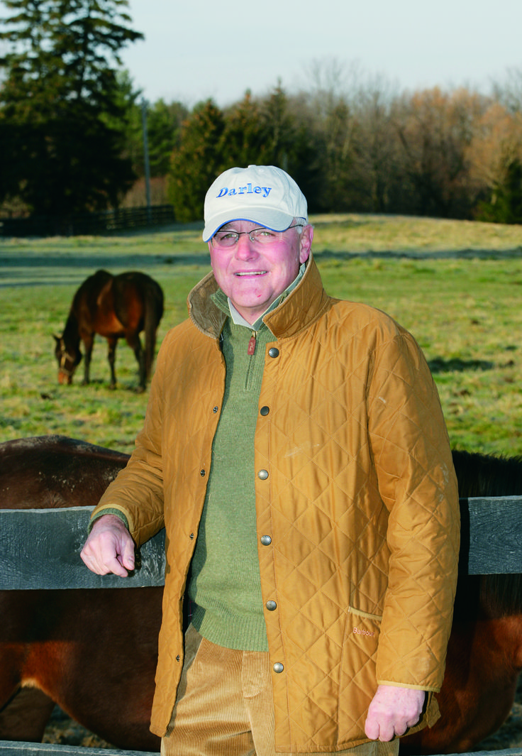 Robert Anderson | Canadian Horse Racing Hall of Fame