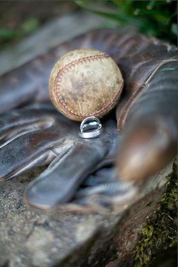 baseball & proposal.YES PLEASE!
