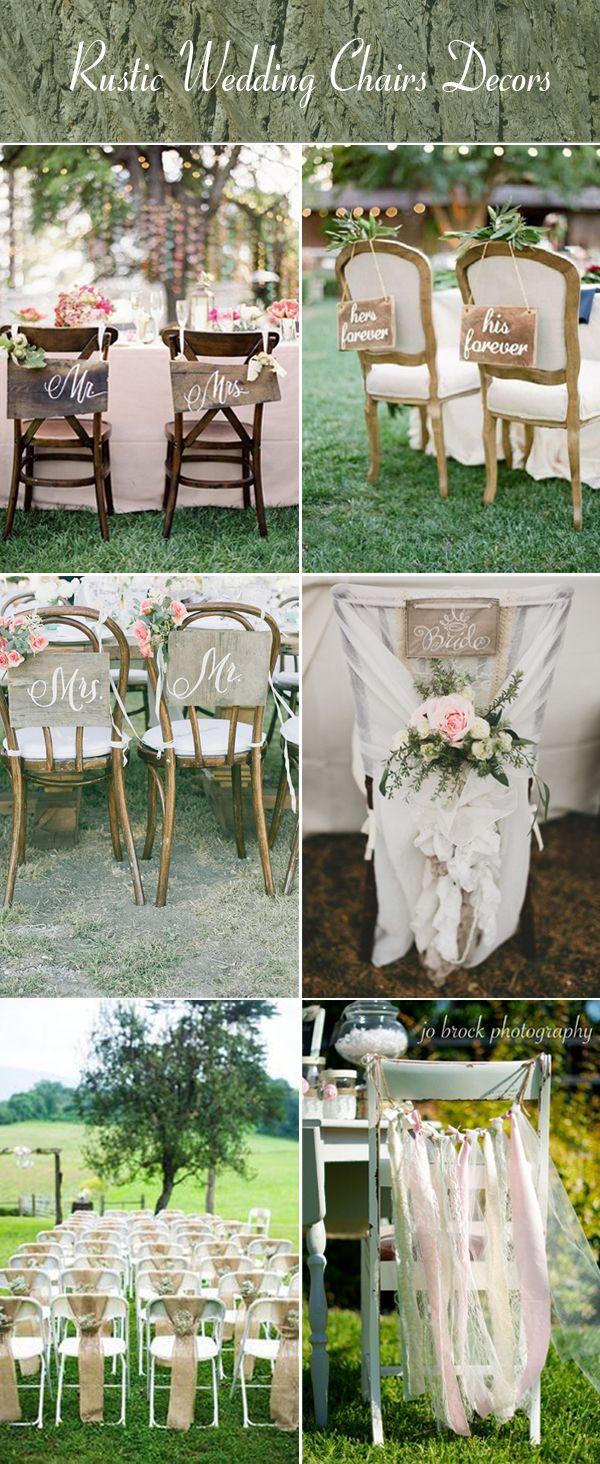 75 best Rustic Wedding Ideas images on Pinterest Wedding ideas