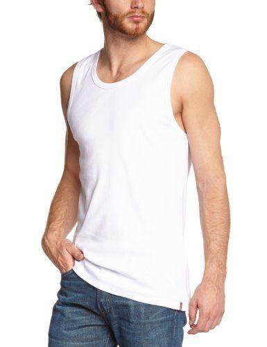 Levi's - Canottiera, colletto tondo, senza maniche, pacco da 2, uomo Levi's, http://socialqait.aka.amazon.com/dp/B004OVW4YQ/ref=cm_sw_r_pi_dp_wZ9zwb19C2W2Y