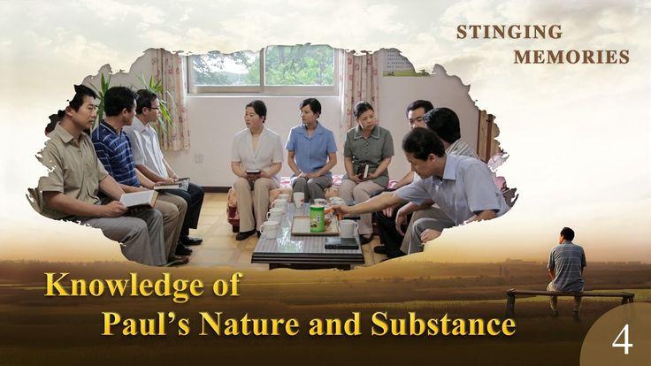 "Gospel Movie clip ""Stinging Memories"" (4) - Knowledge of Paul's Nature a..."