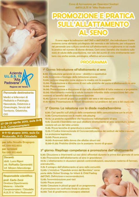 breastfeeding - allattamento al seno