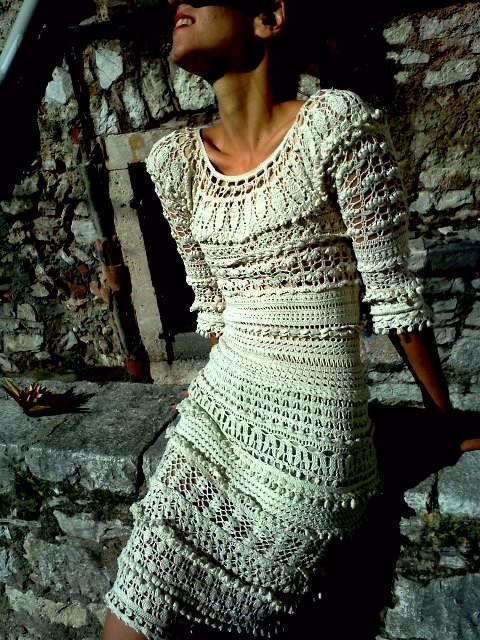 Love to crochet.