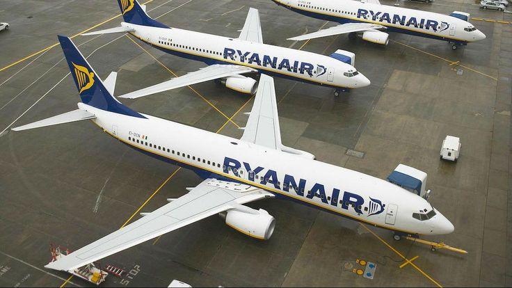 Los pasajeros afectados por las cancelaciones de Ryanair pueden reclamar hasta 600 euros