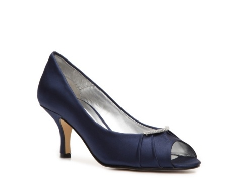Caparros Idalis Pump. This is more realistic because heels and I aren't friends....
