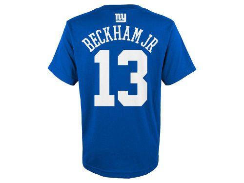 Odell Beckham Jr. New York Giants Youth Mainliner tee