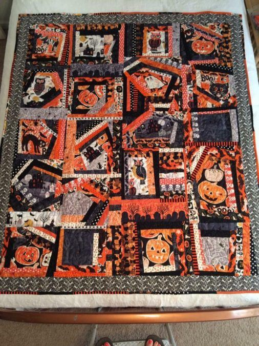These Halloween Quilts Are Unbelievable!