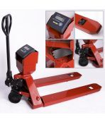"""PS-5000PJ is specially designed for standard US pallets with opening higher than 3.4"""".  Our design make it easy to insert the forks into the pallets and take them out.   http://www.myscalestore.com/ps-5000pj-pallet-truck-pallet-jack-scale.html"""
