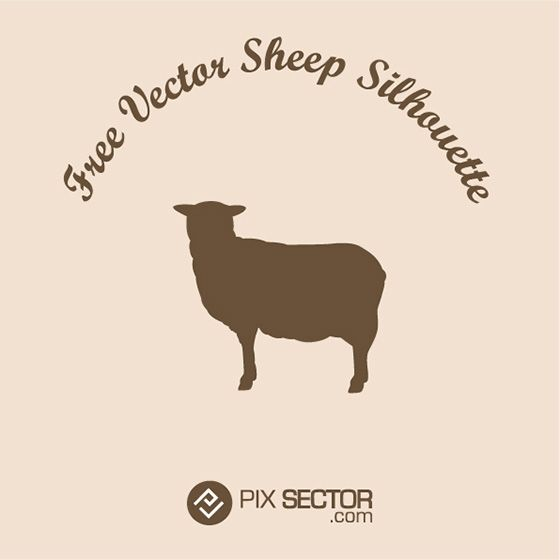 Free vector sheep silhouette. 1000+ awesome free vector images, psd templates, icons, photos, mock-ups and more!