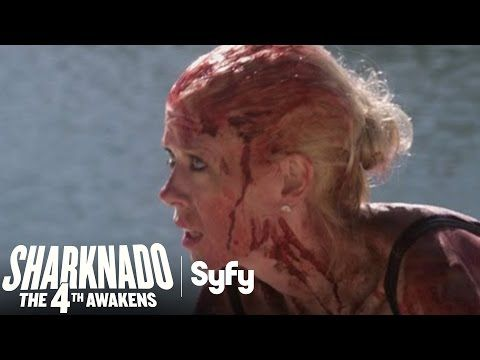 'Sharknado 4': Tara Reid's Character Fate Revealed - Hollywood Reporter