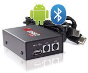 Toyota Scion Lexus USB Android iPod iPhone Bluetooth AUX adapter