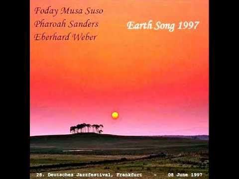 Foday Musa Suso, Pharoah Sanders, Eberhard Weber - Spring Waterfall, Pt. II