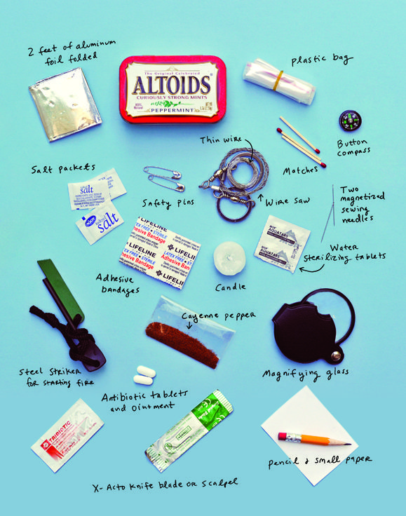227 Best Images About Geeky Altoids Tin Projects On