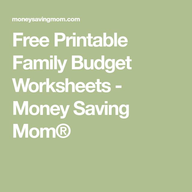 Best 25+ Budgeting worksheets ideas on Pinterest Budget planning - simple budget