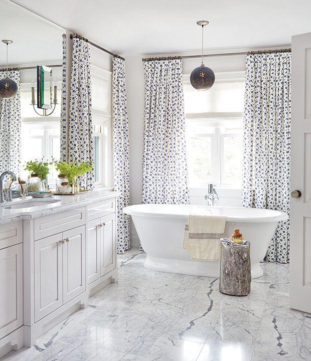Rental Decorating Spa Bathroom Decor And Spa Like: Bathroom Wall Colors, Guest Bathroom Colors And