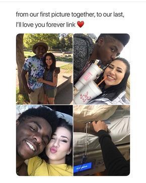 At first I was happy but then I was sad #cutecouples