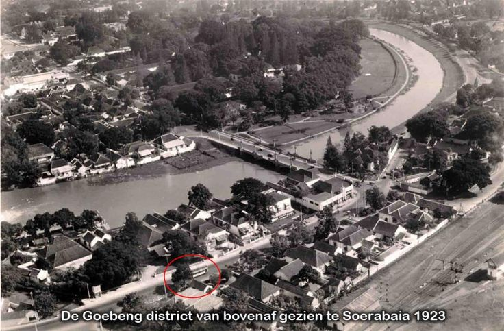 Distrik Gubeng 1923