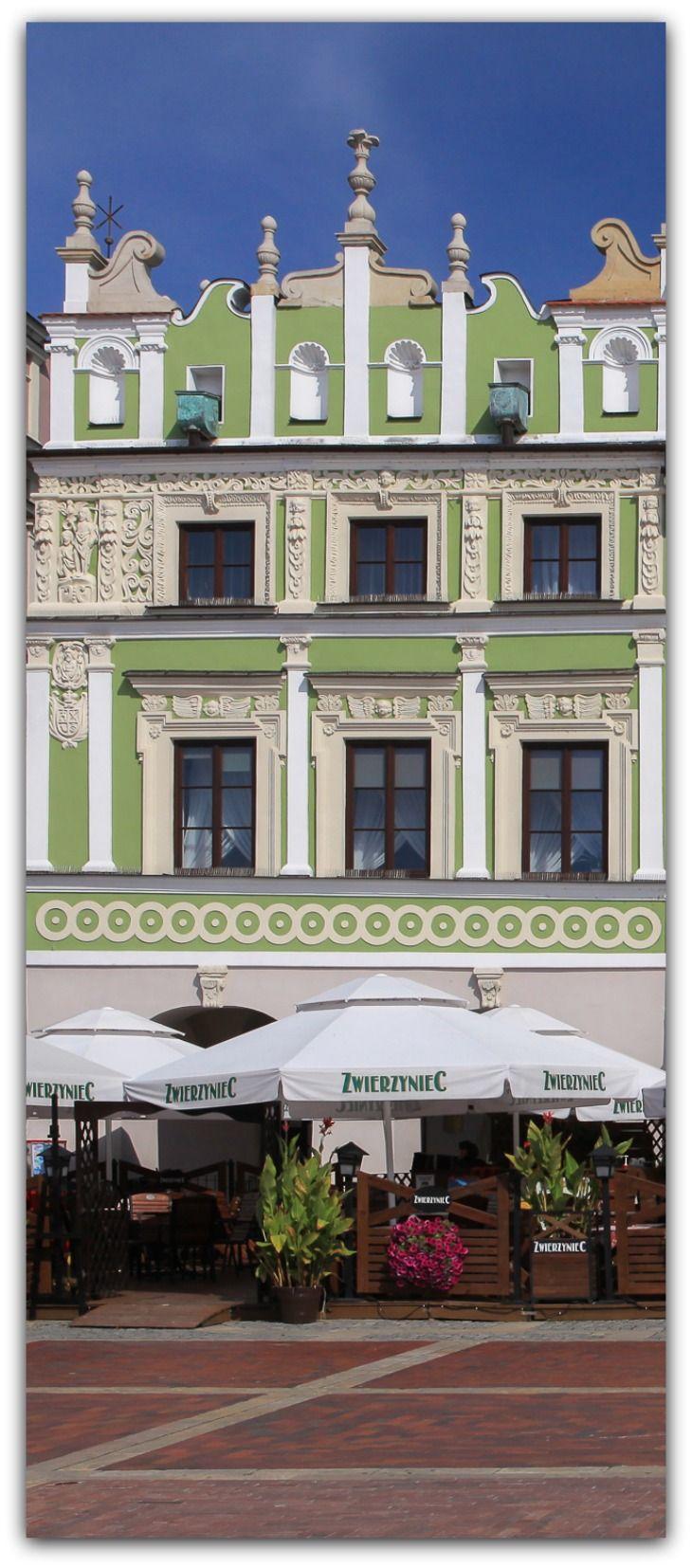 Stare Miasto w Zamościu / Old City of Zamość, Poland