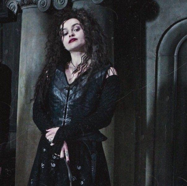 POTTER ⚡ | Lestrange harry potter, Bellatrix lestrange, Harry potter girl