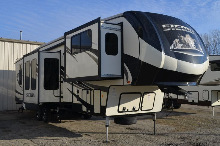 GORGEOUS RV FOR FULL-TIME LIVING!  2016 Forest River Sierra 377FLIK You'll love this rig down to every detail, like rustic wood plank linoleum flooring! Two 30 lb. LP bottles with auto-changeover ensures you'll be fueled up for your stay! You'll stay warm in colder months with a 35,000 BTU furnace! The 377FLIK IS 41 ft. long and has a shipping weight of 12,224 lbs. Give our Sierra expert Lance Wagner a call 936-328-0423 for pricing and more information.