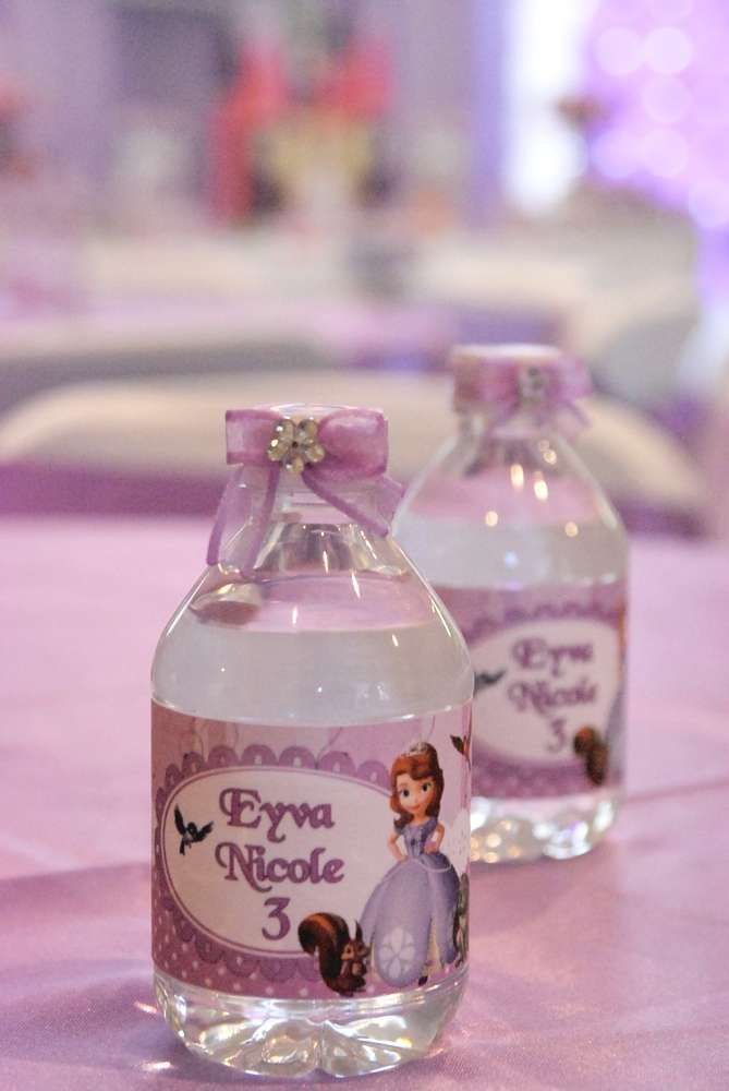 Sofia the First Birthday Party Ideas | Photo 15 of 16