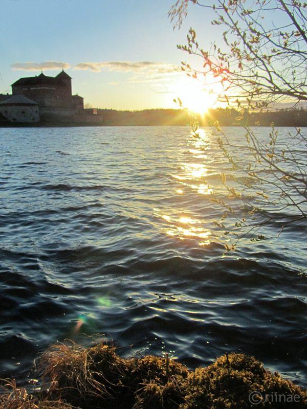 Hämeenlinna, Häme Castle #Finland