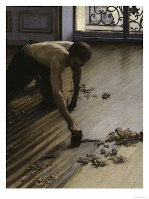 The-Floor-Planers-c1875-Giclee-Print- Gustave Caillebotte