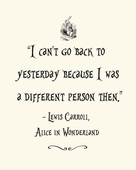Alice In Wonderland Quote Amazing Best 25 Alice In Wonderland Quote Ideas On Pinterest  Alice