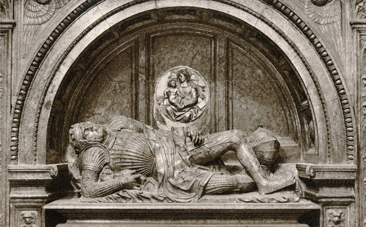 Berrecci - Nagrobek Zygmunta Starego lata 30 XVI w.