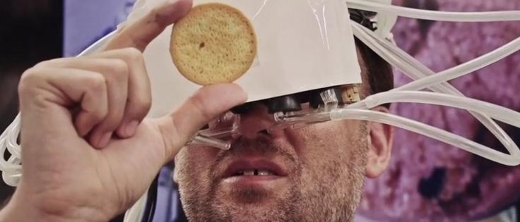 Wirtualna rzeczywistość oszukuje zmysły i pozwala jeść mniej