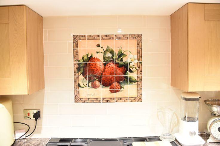 27 best Custom Made Ceramic Tile Murals images on Pinterest ...