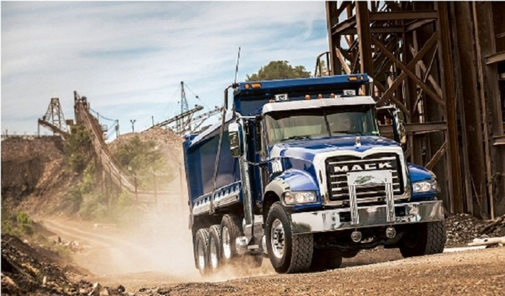 2014 mack dump truck | Trucks Modification