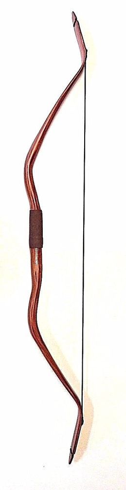 """Archery Mongolian Horse Bow """"The Brave Heart"""" 51in. 35 - 45lb -Recurve #BW"""
