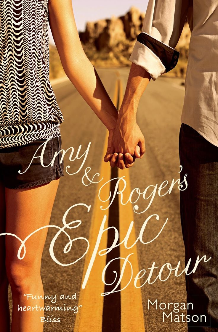 Ya Book Review: Review: Amy & Roger's Epic Detour