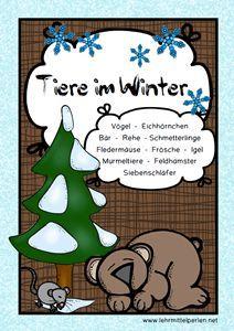 zweimal winter ampelhefte winter winter school und kindergarten. Black Bedroom Furniture Sets. Home Design Ideas
