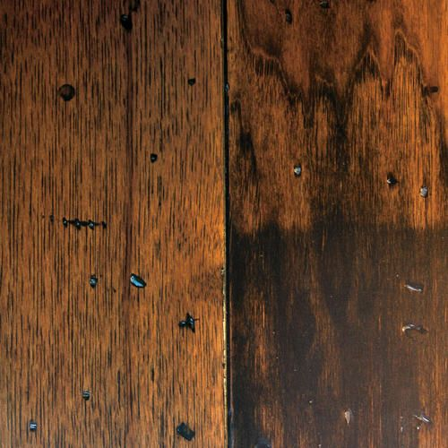 Distressed Flooring For Enclosed Porch And/or Kitchen   Great Lakes  Prefinished Distressed Hickory Engineered