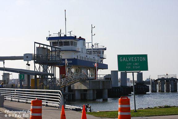 Galveston Ferry - Stop & Visit Texas | Stop & Visit Texas