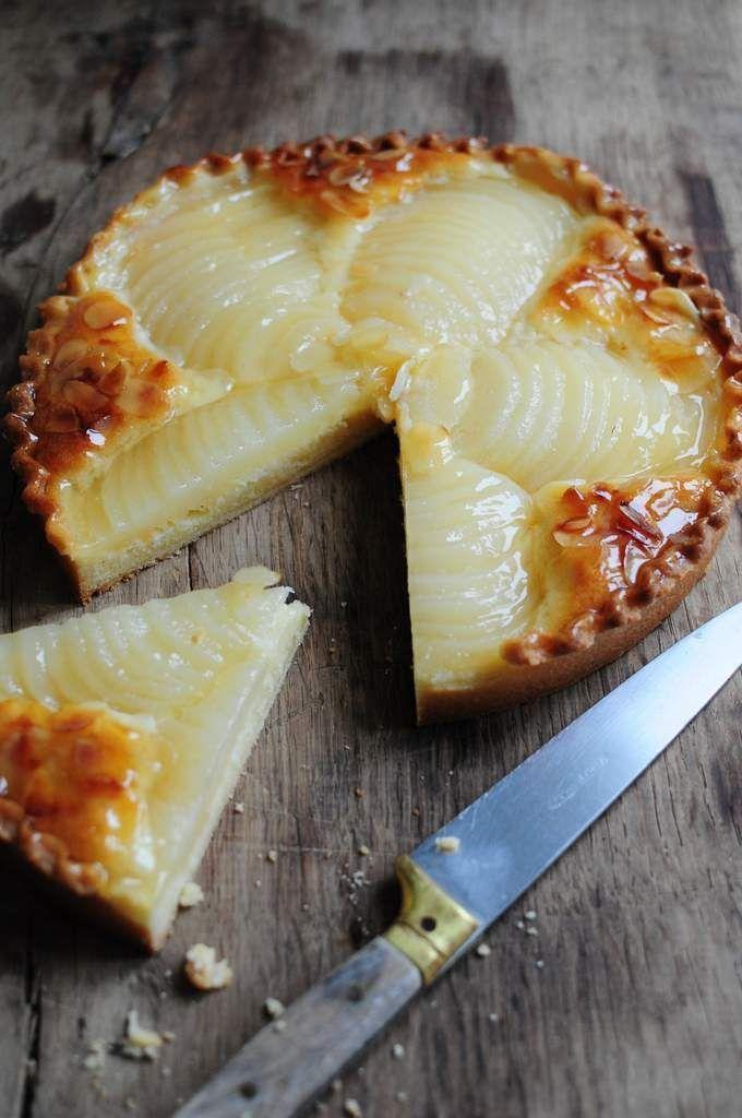 Hummm comme c'est bon, juste divin cette tarte, même en prenant des poires en…