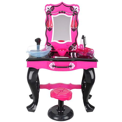 "Dream Dazzlers Ooh La La Sassy Salon - Toys R Us - Toys ""R"" Us $69.99 -- THIS IS AWESOME!"