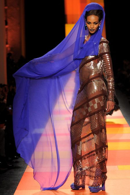 Jean Paul Gaultier spring couture 13