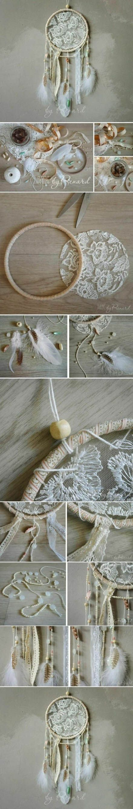 Beautiful Feather Craft | Click to see More DIY & Crafts Tutorials on Our Site.