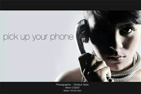 Pick up your phone
