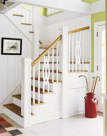97 best images about stairways on pinterest maine. Black Bedroom Furniture Sets. Home Design Ideas