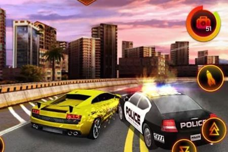 Police Car Chase Hack and cheats for CAsh